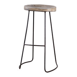 C G Sparks Gavin Bar Stool Adapted From An Antique