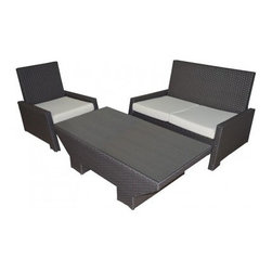 Aston Set - Sofa Sets - Furniture by Jaavan Patio, for more info visit http://Jaavanpatio.com