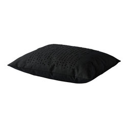 VILMIE PÄRLA Cushion - Cushion, black