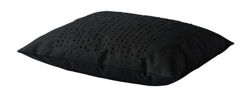 VILMIE PÄRLA Cushion - Cushion, black