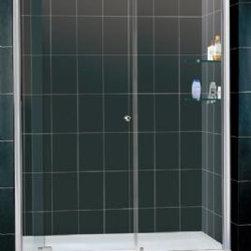 """DreamLine - DreamLine Shower Door (54"""" - 61) - SHDR-4254728-01 - Shower Door (54"""" - 61"""")"""