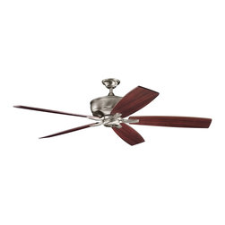 "Kichler Lighting - Kichler Lighting Monarch 70"" DC Motor Transitional Ceiling Fan X-PA601003 - Kichler Lighting Monarch 70"" DC Motor Transitional Ceiling Fan X-PA601003"