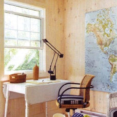 Traditional Home Office by Summerwood Products