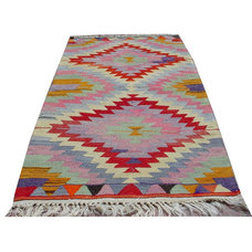 Eclectic Rugs by Shoppe By Amber Interiors