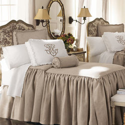 "Legacy Home ""Essex"" Bed Linens -"