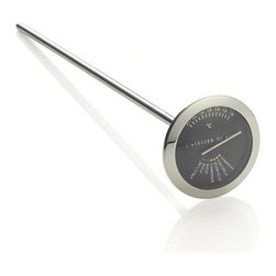 Wine Thermometer - Easy-to-use wine thermometer makes sure fine wines are at their optimal temperatures.