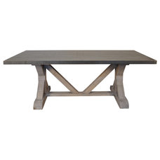 Contemporary Dining Tables by Madison McCord Interiors