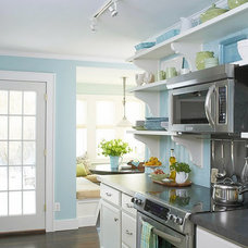 House Inspiration / * Remodelaholic *: Kitchen Makeovers Galore!