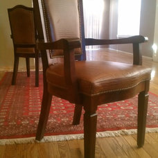 Traditional Dining Chairs by South Texas Custom Interiors