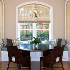 Traditional Dining Room by Christine Sheldon Design