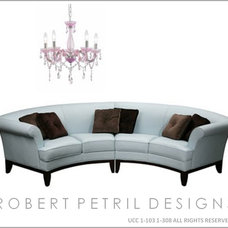 Contemporary Sectional Sofas by Robert Petril