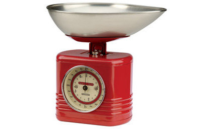 Traditional Kitchen Scales by TYPHOON