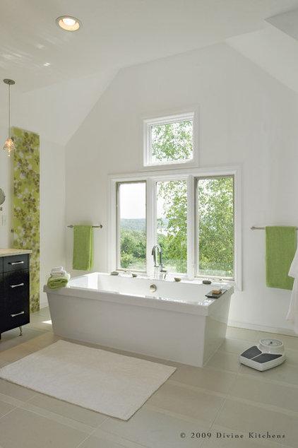 Contemporary Bathroom by Divine Design+Build