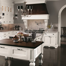 Traditional Range Hoods And Vents by Heart of the Home Kitchens LLC