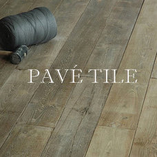 Traditional Hardwood Flooring by Pavé Tile, Wood & Stone, Inc.