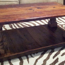 Traditional Coffee Tables by Reclaim Renew