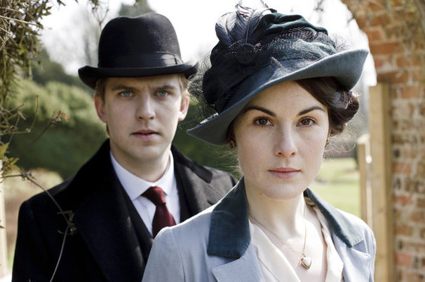 Downton Abbey: Matthew and Mary