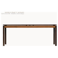 Modern Side Tables And Accent Tables by Spiritcraft Fine Furniture and Cabinet Makers