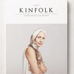Anthropologie - Kinfolk: Volume Ten - *Paper, ink