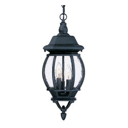 "Acclaim Lighting - Acclaim Lighting 5160 Chateau 3 Light 19.5"" Height Outdoor Pendant - Acclaim Lighting 5160 Chateau Three Light 19.5"" Height Outdoor PendantThis gorgeous outdoor pendant from the Chateau Collection will be an elegant addition to the exterior of your home.Acclaim Lighting 5160 Features:"