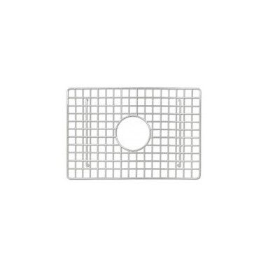 "17"" X 11.5"" Bottom Grid In Stainless Steel - A bottom sink grid for the Cocina Chica hand hammered copper sink from Native Trails. Perfectly sized and done in matching finishes, this bottom sink grid is perfect for prepping and washing."