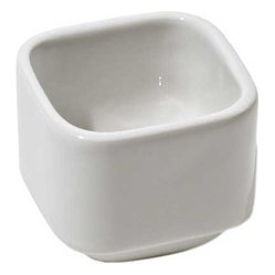 "Alessi ""Programma 8"" Small Square Container, Set of 2"