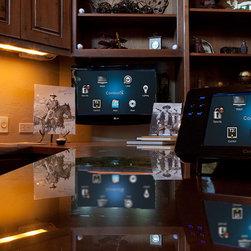 Office Command Center - Photos By Michael C. Jensen Photography