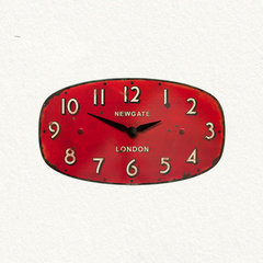 eclectic clocks by Terrain