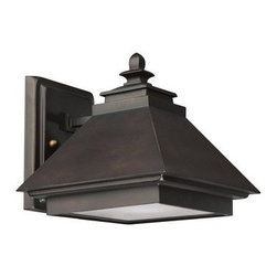 "Capital Lighting - Capital Lighting 9091BB Burnished Bronze Outdoor Traditional / Classic - Capital Lighting 9091 Outdoor Collection 1 Light Dark Sky Outdoor Wall LanternThis single light wall lantern features Dark Sky functionality and a classic look.Features:Acid-Washed Glass LensDark SkyUL Listed for Wet locationSpecifications:Requires (1) x 100 Watt Medium Base Bulb (Not Included)Height: 6.5""Width: 8""Extension: 9""Backplate Dimensions: 6.14""L x 4.57""W x 0.87""HSince 1990, Capital Lighting has worked with residential, commercial, hotel and construction clients. Whether you re building a new home or remodeling your existing home, Capital Lighting is ready to help you with your lighting needs. Also, on hand to complement the variety of lighting fixtures and lamps are selected home furnishings, including mirrors and accessories."