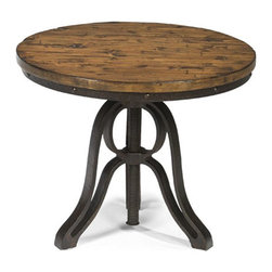 Coleman Round End Table - Living Spaces