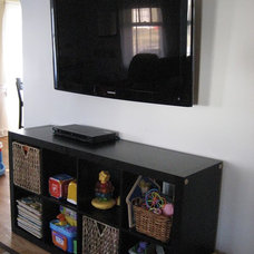 New Wall Mount TV