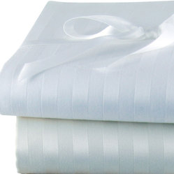 Via Frattina Italian Stripe Sheet Set