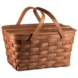 Farmhouse Picnic Baskets by Shop Chimney