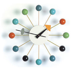 modern clocks by Design Public