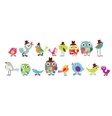 eclectic decals Tweetie Birdies