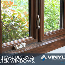 Traditional Windows by Vinyltek Windows & Doors
