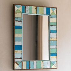 Eclectic Mirrors by VivaTerra