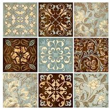 Decals Venetian Tiles Wall Decals
