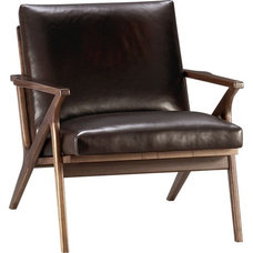 Modern Accent Chairs by Crate&Barrel