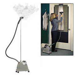 Jiffy J-2000 Garment Steamer - A garment steamer is a must to care for quality clothes in your closet. Get rid of your iron and gently care for your items.