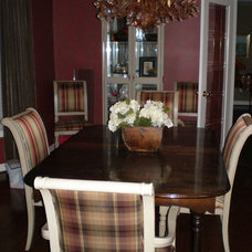 Traditional Dining Room by Somers & Company Interiors,  Gillian Somers