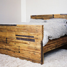Modern Beds by Project Sunday