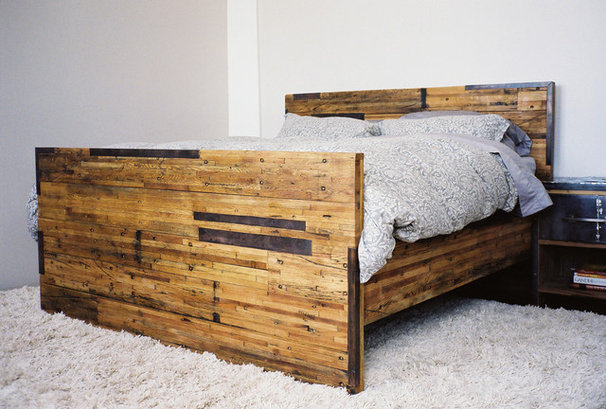 Modern Beds by Project Sunday