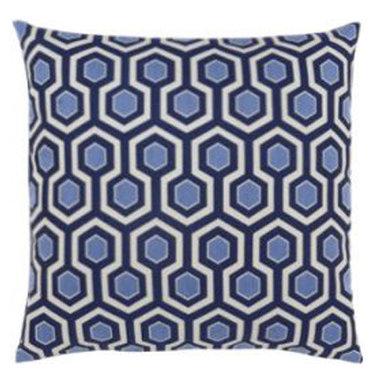 """New Elaine Smith Pillows - Buenos Aires Mar de Plata - 20"""" x 20"""" Elaine Smith Pillows"""