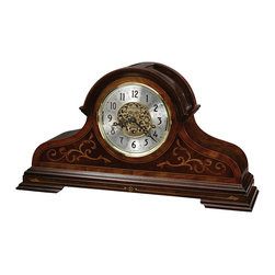 Howard Miller - Howard Miller Limited Edition Triple Chime Mantel Clock | BRADLEY - 630260 BRADLEY