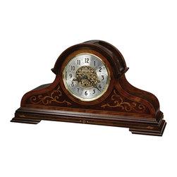 Howard Miller - Howard Miller Limited Edition Triple Chime Mantel Clock | BRADLEY - 630260 BRADLEY
