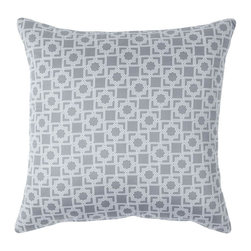 "Jennifer Taylor Home - Pillow, Motif 22"" x 22"" - Motif Pillow"