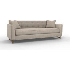 Modern Living Room Sofa | Edward Sofa | DwellStudio