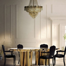 Eclectic Dining Tables by Designpass