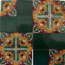 Mediterranean Tile by Casa Daya Tile and Sink Co.